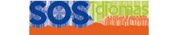 Logo SOS Idiomas una empresa traduccion en chile